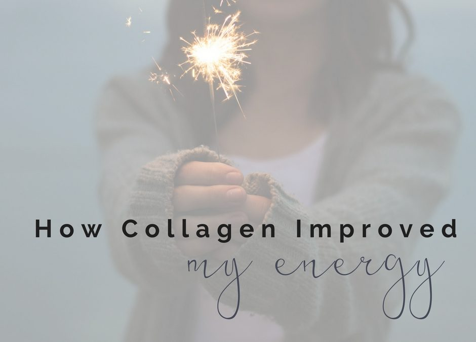 How Collagen Improved my energy