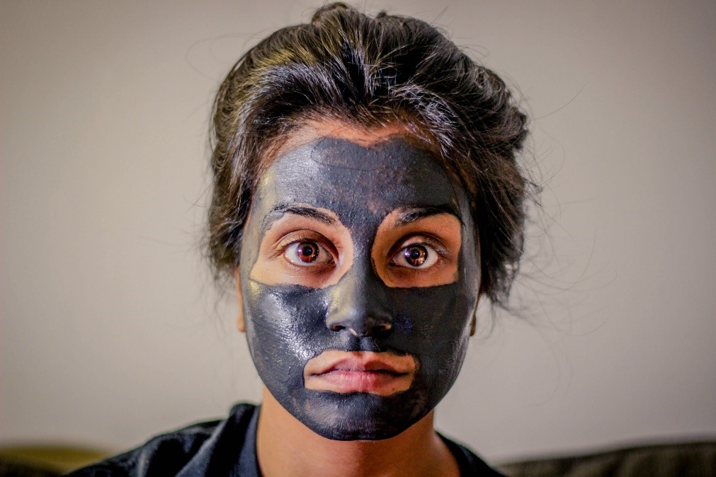 The facial mask I use every night for dry skin