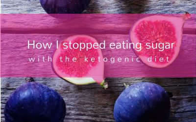 How I stopped eating sugar with the ketogenic diet